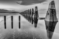 Cramond Sea Defences